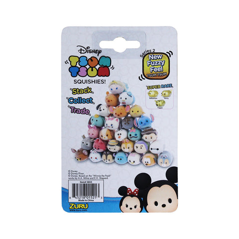 Tsum Tsum Collectable Squishy 2 Pack 81-25-0003