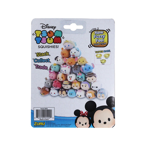 Tsum Tsum Collectable Squishy 4 Pack 81-25-0004