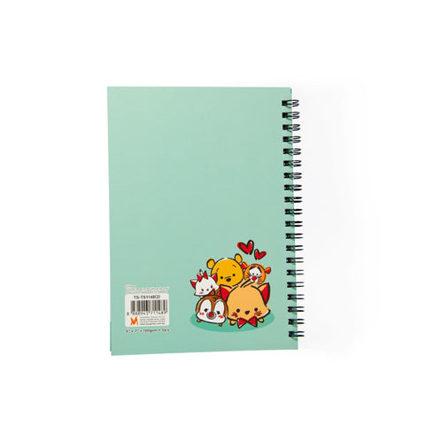 TSUM TSUM Sweet Color Series Tosca Notebook 81-29-0009