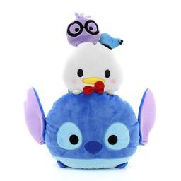 TSUM TSUM Stitch, Donald & Randal Stackable Cushion 3