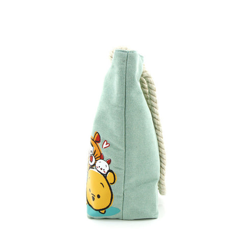 TSUM TSUM Sweet Color Series Tosca Tote Bag 81-73-0017