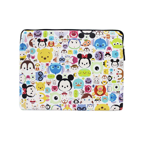 "TSUM TSUM ""Laptop Bag"" PATTERN COLLECTION"