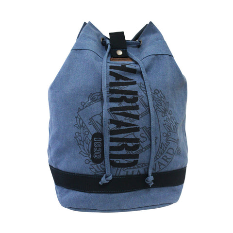 "Harvard Generous Rustic Blue Backpack 18"" 83-71-0014"