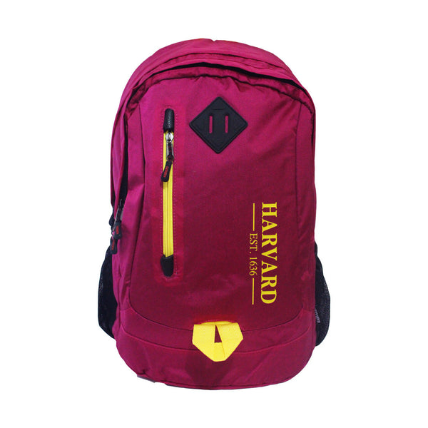 "Harvard Charismatic Purple Backpack 18"" 83-71-0015"
