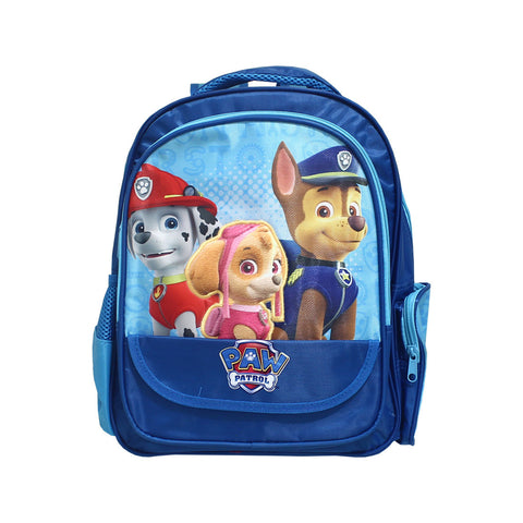 PAW PATROL Puff Backpack Blue 14inch 84-71-0002