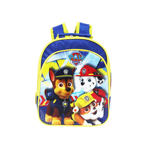 PAW PATROL Police Badge Backpack 10inch 84-71-0003