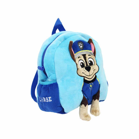 PAW PATROL Chase Plush Backpack 9