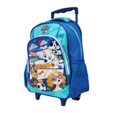 "Paw Patrol Duty Best Buy Trolley Backpack 15"" Blue 84-72-0006"