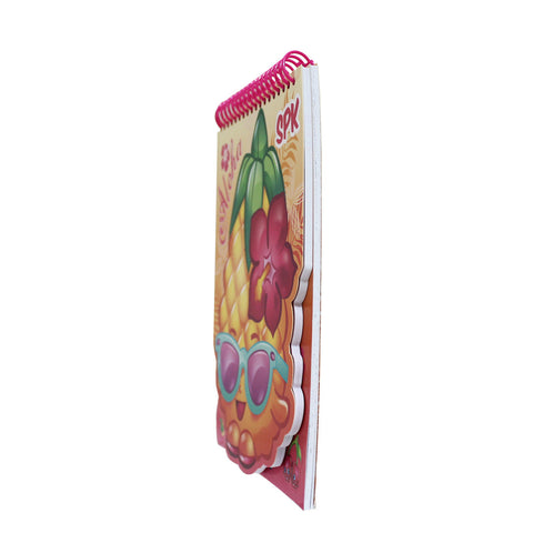 Shopkins Activity NoteBook A5 Stationery 86-22-0001