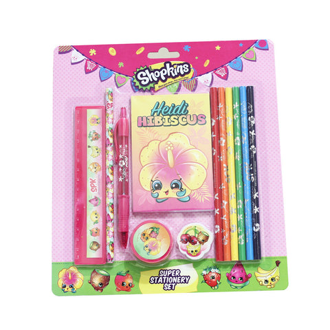 Shopkins Super Stationery Set 86-22-0008