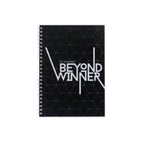 Asian Games Notebook Black