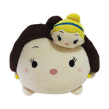 Tsum Tsum Fun Stacable Belle Cinderella Plush & Cushion 81-03-0038