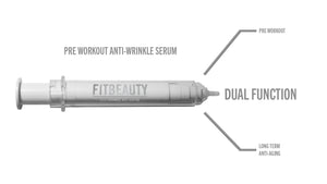 5mL GO-PACK: PRE-WORKOUT ANTI-WRINKLE FACE SERUM™