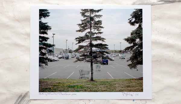SUBURB/tony fouhse/Special Edition: Parking lot (Walmart)