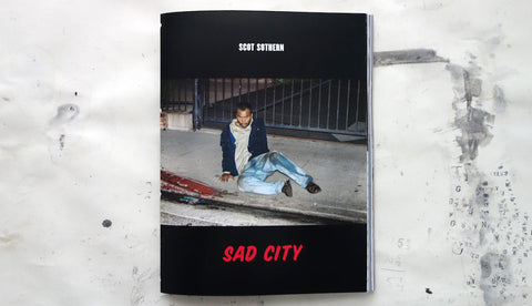 SAD CITY/scot sothern