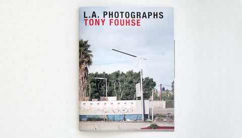 L. A. PHOTOGRAPHS/tony fouhse