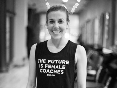 The Future is Female Coaches - Emmi Aguillard