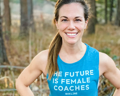 The Future is Female Coaches - Mary Johnson