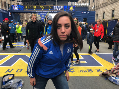 Boston Marathon Course Strategy
