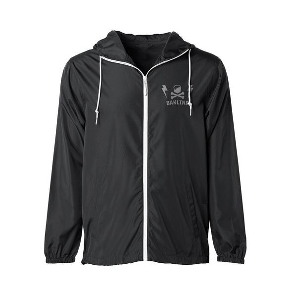 Future is Female Runners - Reflective Full-Zip Windbreaker - Men's - Bakline