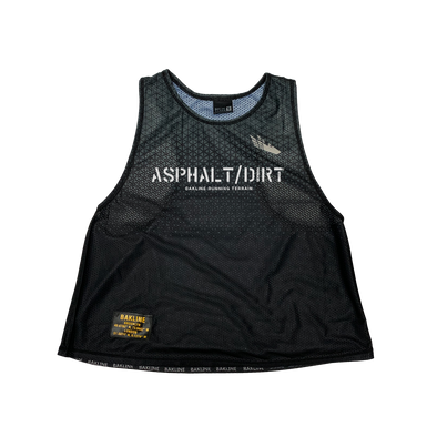 Asphalt and Dirt - Rockaway Crop - Women's
