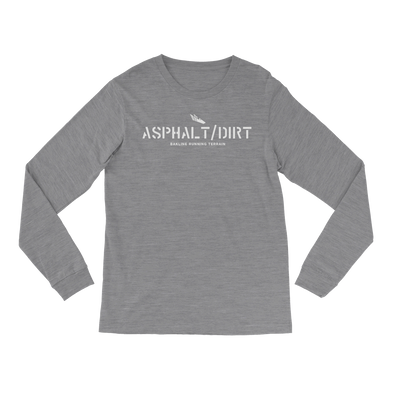 Asphalt and Dirt - Long Sleeve - Unisex - Bakline