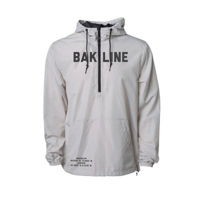 BAKLINE Essentials - Pullover Windbreaker - Men's