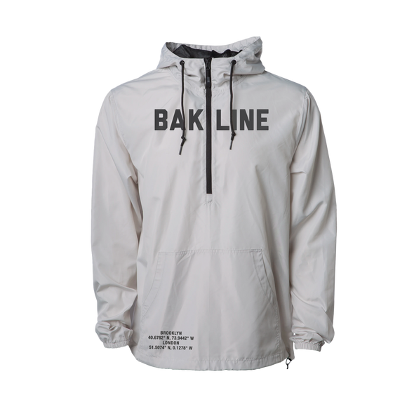 BAKLINE Essentials - Pullover Windbreaker - Men's - Bakline