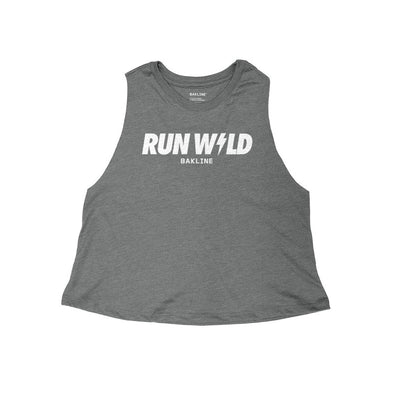 Run Wild - Crop - Women's - Bakline