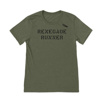 Renegade Runners - Heathered Tee - Unisex - Bakline