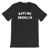 Bakline Brooklyn - Heathered Tee - Unisex - Bakline