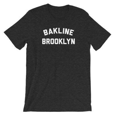Bakline Brooklyn Heathered Unisex Tee - Bakline