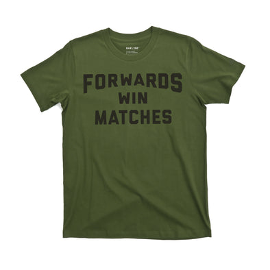 Forwards WIN Cotton Short Sleeve - Bakline