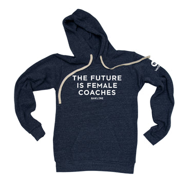 Future is Female COACHES - Pullover Hoody - Unisex