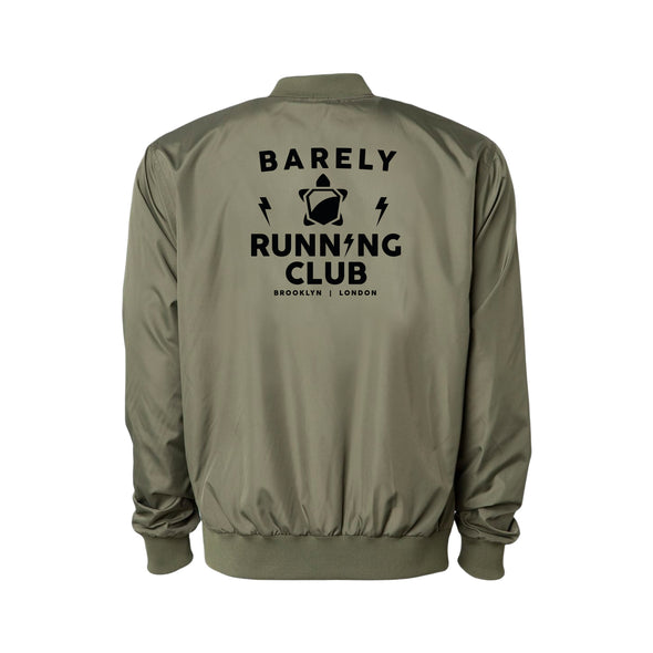 Barely Running Club - Light Bomber - Men's - Bakline