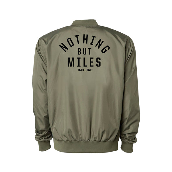 Nothing But Miles - Light Bomber - Men's - Bakline