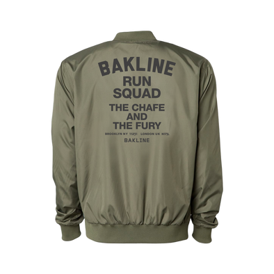 The Chafe and the Fury - Light Bomber - Men's - Bakline