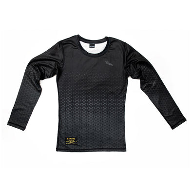 Queensboro Fleece Lined Women's Compression Long Sleeve - Bakline