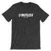 Limitless Heathered Unisex Tee - Bakline