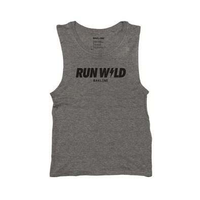 Run Wild - Muscle Tank - Women's - Bakline