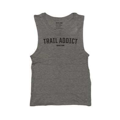 Trail Addict - Muscle Tank - Women's - Bakline
