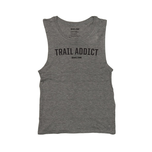 Trail Addict Women's Muscle Tank - Bakline