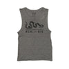 Run or Die Women's Muscle Tank - Bakline