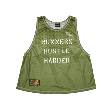 Runners Hustle Harder - Rockaway Crop - Women's - Bakline