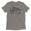 Run or Die - Triblend Tee - Unisex - Bakline