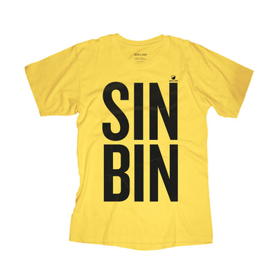 SIN BIN Cotton Short Sleeve - Bakline
