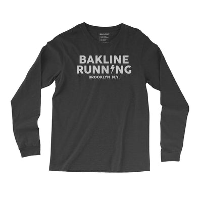 Bakline Running Triblend Long Sleeve - Bakline