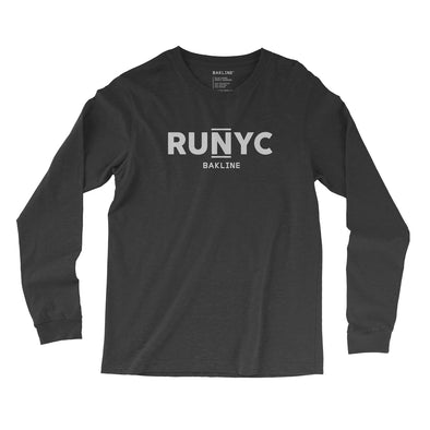 RUNYC Long Sleeve Slim Fit