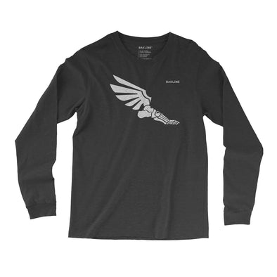 Winged Foot Long Sleeve Slim Fit - Bakline