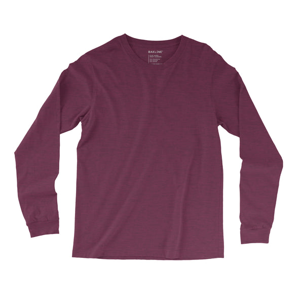 Treadmills Suck Triblend Long Sleeve - Bakline